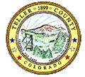 Teller County Seal